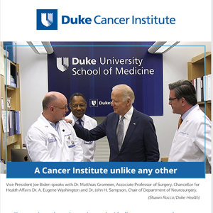 Duke Cancer Institute Email