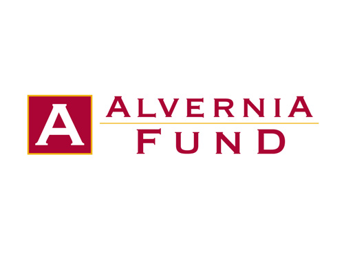 Annual fund logo created by MainSpring for Alvernia University