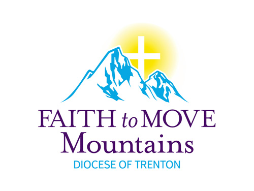 Campaign logo created by MainSpring for Diocese of Trenton